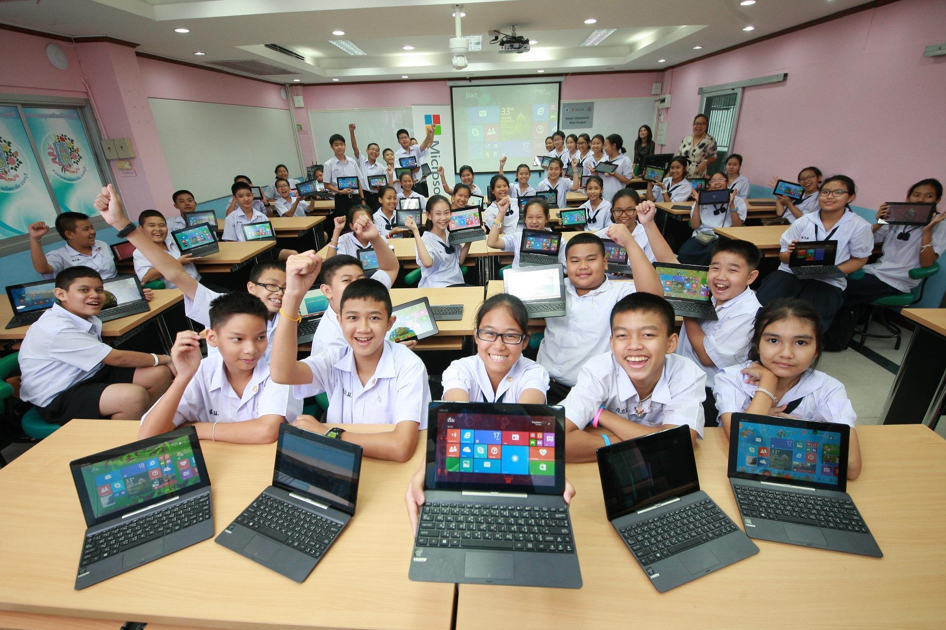 ปัญหาความสามารถในการเรียนรู้ของเด็กไทย