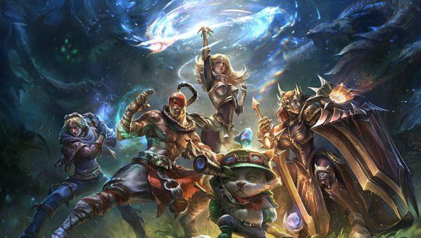 ตำแหน่งและหน้าที่ของ HERO ในเกม League of Legends