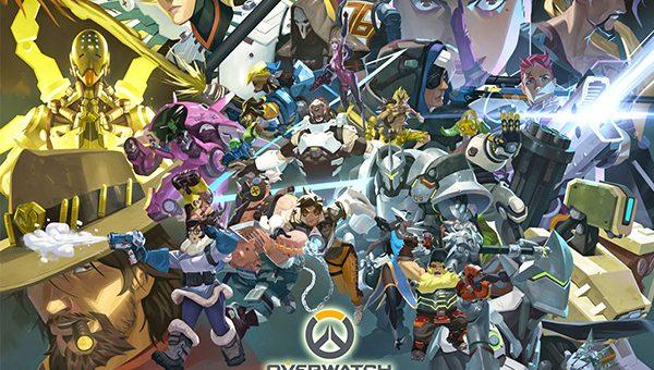แนวทางการเล่นตัว Offense ในเกม Overwatch