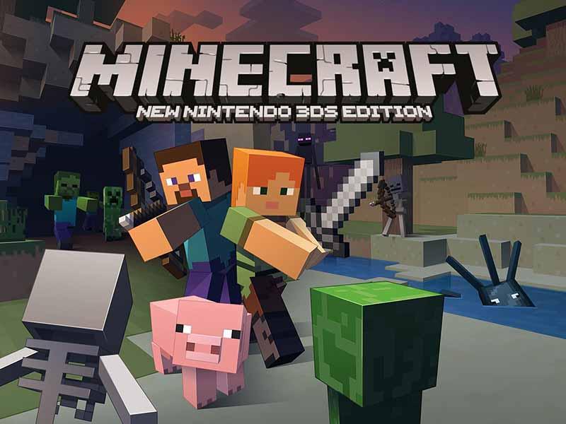 Minecraft เกมที่เสริมทักษะการเรียนรู้ได้เป็นอย่างดี